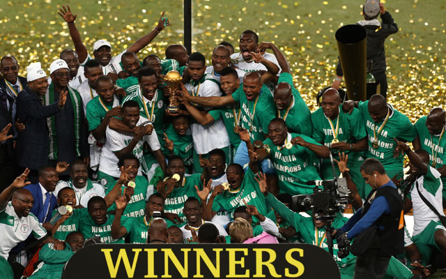 Africa Cup of Nations: Nigeria beat Burkina Faso to clinch historical third title