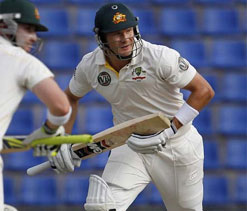 Ed Cowan says 'not threatened' by Shane Watson's return as opener