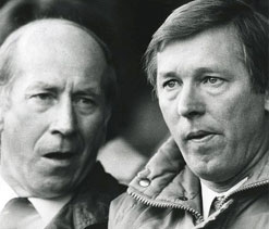 Bobby Charlton says Sir Alex in no rush to retire