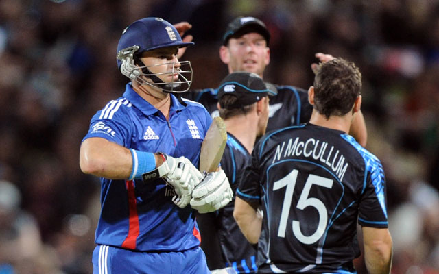 New Zealand beat England in 2nd T20I by 55 runs