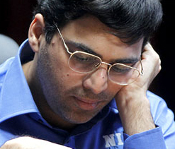 Anand beats Naiditsch to jump to second spot
