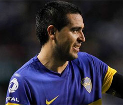 I feel like a footballer again: Riquelme