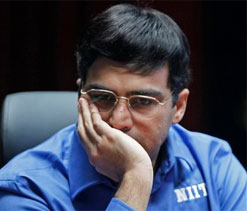 Viswanathan Anand to meet Michael Adams after rest day