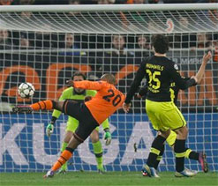 Champions` League: Shakhtar Donetsk 2-2 Borussia Dortmund