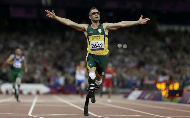 Who is Oscar Pistorius?