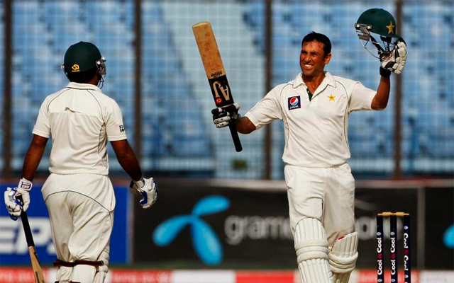 2nd Test, Day 1: Younis, Shafiq slam tons, Pakistan 253/5