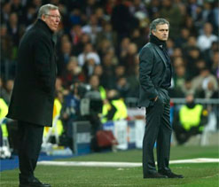 Sir Alex says Champions` League quarterfinal spot within grasp