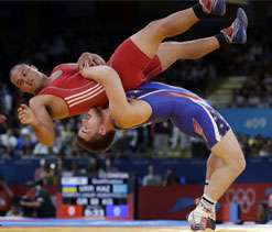 IOC decision to drop wrestling surprises Russia