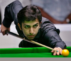 Advani rewrites history, enters quarters of Welsh Open