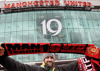 Man United's commercial revenues increase 29%