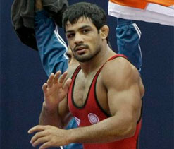 Ficci chooses Sushil as best sportsperson of the year