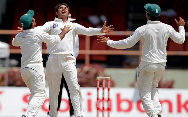 2nd Test, Day 2: Saeed Ajmal's spin web leaves South Africa wobbling at 139/5
