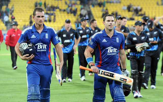 3rd T20I: England slaughter New Zealand to win T20 series