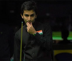 I am playing the best snooker of my life: Advani