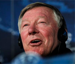 Ferguson says current Manchester United squad stronger than 1999 'treble-winners'