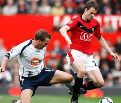 Jonny Evans now Sir Alex`s first-choice defender