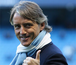 Mancini rejects sack suggestions
