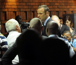 Pistorius is `numb with shock`, says his uncle
