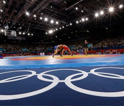 US, Russia, Iran join hands for Olympic Wrestling
