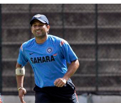 Indian team begins training camp, Tendulkar returns in the mix