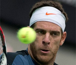 Del Potro, Benneteau in Rotterdam final