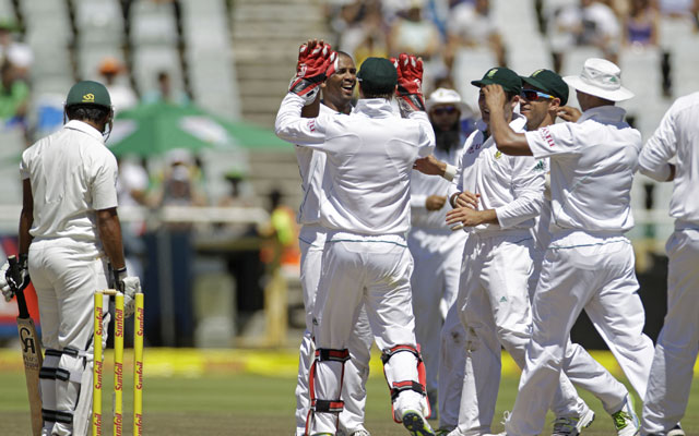 Cape Town Test: South Africa beat Pakistan to clinch series
