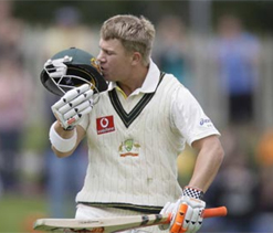 Some concern about David Warner's injury: Inverarity