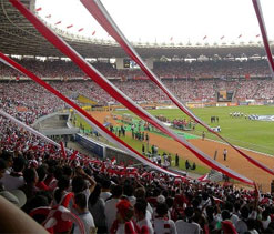 FIFA ask Indonesia to handle football conflict