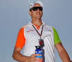 Adrian Sutil to test for Force India in Barcelona