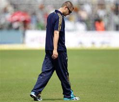 Australia sweating over Warner, Clarke`s fitness ahead of Chennai Test