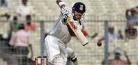 Australian batsmen falter against unfancied Dhruv, Saxena
