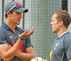England`s Test series win is a big encourgement for us: Starc