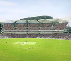 Berhampur stadium to be renovated