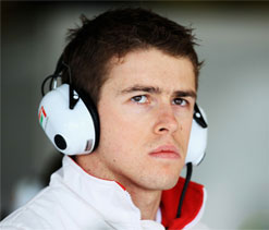 Force India driver Di Resta confident of 'strong start' to F1 season