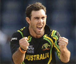 Maxwell chalks out plans to tackle Indian spinners