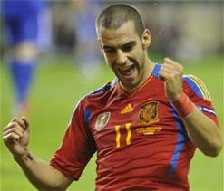 Moyes confirms failed Everton bid for Negredo