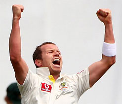 Siddle wants to play in 2015 WC for Oz