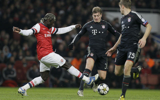 UEFA Champions League: Bayern Munich beat Arsenal 3-1