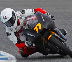 Mahindra Racing finalise new riding pair for 2013 season