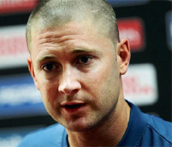 You need courage to stick to your plans: Michael Clarke