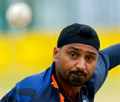 Harbhajan would be `very hard` to face:  Michael Clarke