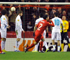 Inspired Liverpool fail to get past Zenit