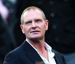 Gazza to stay in rehab for two months after suffering seizure from alcohol withdrawal in hospital