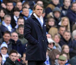 Roberto Mancini backs himself for City's chances of Champions League title