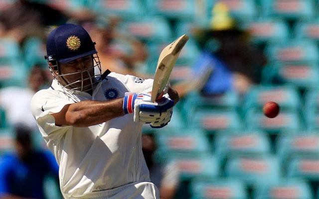 India vs Australia 2013: Superb double ton by Dhoni as India take control of 1st Test