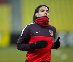 Manchester City set to make early move for Radamel Falcao