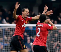 QPR 0-2 Manchester United: Van Persie blow sours comfortable victory for runaway leaders
