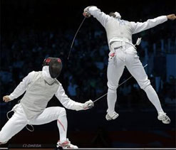 First in Indian sports, fencers to play under foreign banner