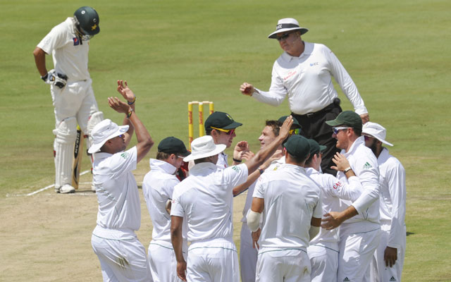 South Africa beat Pakistan in third Test to complete clean sweep