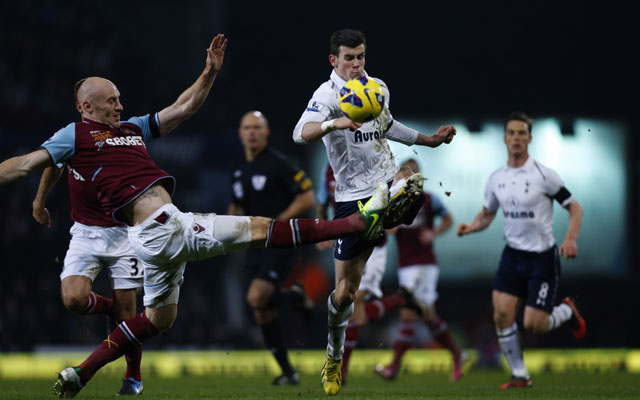 Gareth Bale stunner leads Tottenham to third in EPL standings